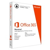 MICROSOFT Office 365 Personal [QQ2-00036] - Client Software Office Application FPP